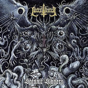 Necrowretch - Satanic Slavery [CD] USA import