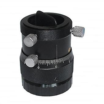 1.25インチの二重らせんの焦点を用いるガイドの範囲/ファインダースコープインターフェイス天文望遠鏡のアダプターのための高精度