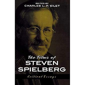 The Films of Steven Spielberg (Scarecrow Filmmakers)