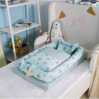 Vauvan kannettava pinnasänky, Makuukori, Vastasyntynyt sänky, Vauvan taitettava,