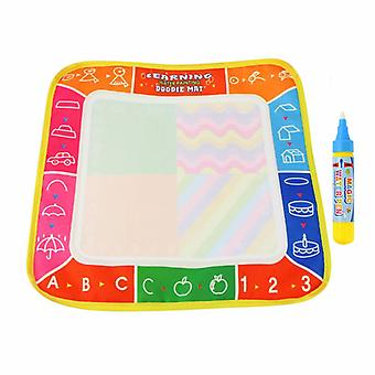 Magic doodle mat educational kids water drawing toys gift kt-24