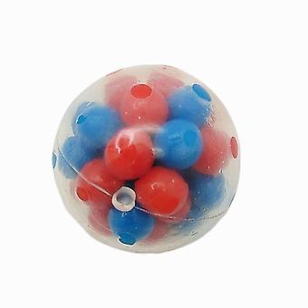 anti stress ansiktsavlaster fargerik ball, autisme humør klemme, lettelse sunn
