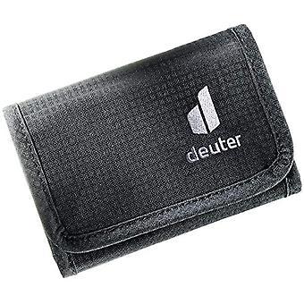 Deuter Travel Wallet, Wallet. Unisex-Adult, Black, One Size
