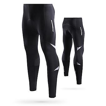 Pánské reflexní cyklistické kalhoty