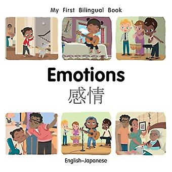 My First Bilingual BookEmotions EnglishJapanese by Patricia Billings