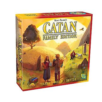 Settlers of Catan Family Edition Board Game