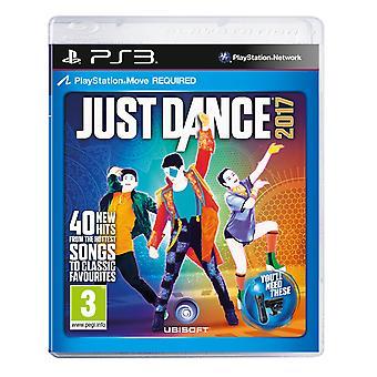 Just Dance 2017 PS3 spel