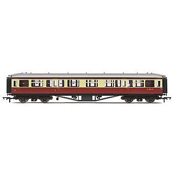 Hornby BR 63' Hawksworth Corridor Composite W7803W Era 4 Modell tåg