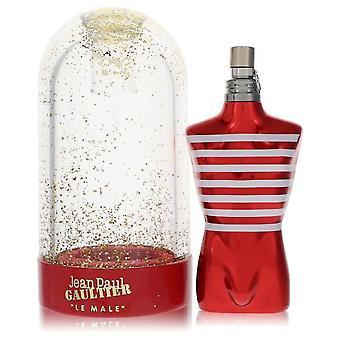 Jean paul gaultier eau de toilette spray (2020 christmas collector edition) by jean paul gaultier 557345 125 ml
