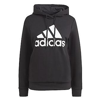 Femei Hoodie Adidas W BL FL HD GL0653 Negru /M