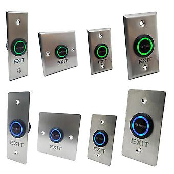 No Touch Exit Button For Access Control System