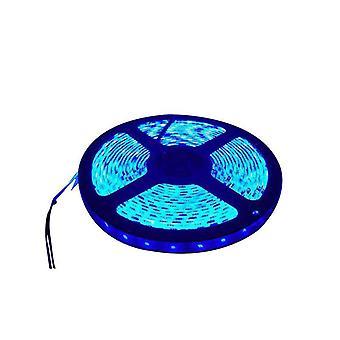 5M 5050 LED Nauha Kevyt Vedenpitävä String Keiju valot Party Xmas Sisustus (sininen)