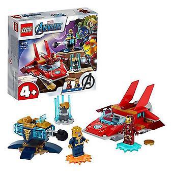Vehicle Playset Lego Iron Man Heroes vs Thanos