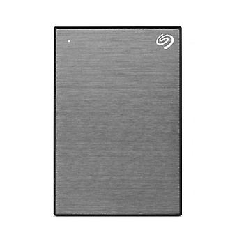5Tb Seagate One Touch Portable Space Grey