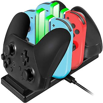 6-in-1 Charging Station For Switch Console