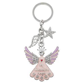 My Guardian Angel Keyring - Cracker Filler Gift