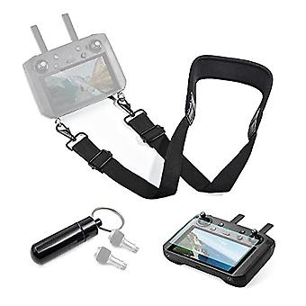 Mavic Air 2s Smart Controller Lanyard Neck Strap With Screen Protector For Dji Smart Controller Accessories