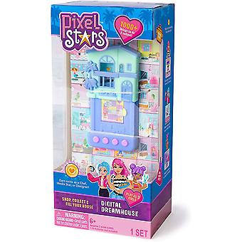 Skyrocket Pixel Stars Maison de poupée virtuelle