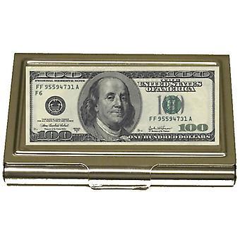 100 dolárov držiteľ karty