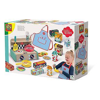 Petits Pretenders Mega Kitchen Set pour enfants