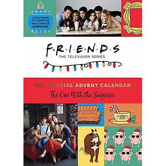 Friends The One with the Surprises Advent Calendar by Insight Editions