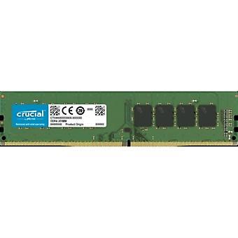 RAM Memory Crucial DDR4 2666 Mhz