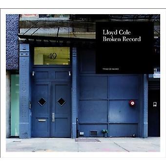 Lloyd Cole - Broken Record [CD] USA import