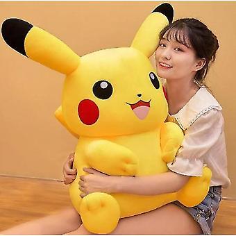 Pikachu Peluche Jouet Oreiller Pokemon Peluche Poupée d'anniversaire Cadeau de Noël Enfants