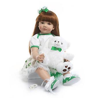 0cm herboren baby poppen Docka Schuur Leksaker Nyfdd Doll Girl Gift