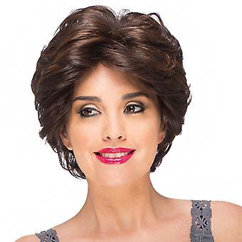 Marke Mall Perücken, Spitze Perücken, realistische kurze Haare gerade Haare