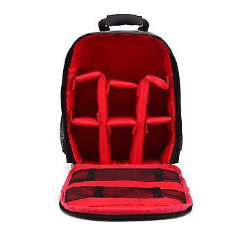 ニコン/キノンのためのビデオデジタルデジタルデジタル一眼レフフォトバッグケースのためのカメラバックパック防水屋外写真バックパックのためのバッグ