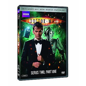 Doctor Who: Series Two-Part One [DVD] USA import