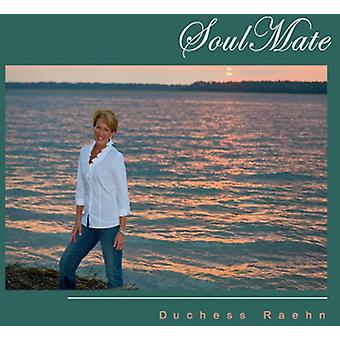 Duchesse Raehn - import USA âme sœur [CD]