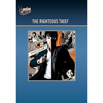 Righteous Thief [DVD] USA import