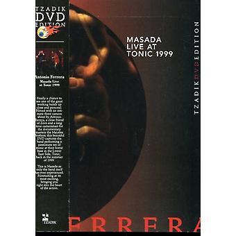 J. Zorn - Masada vivo en importación de USA de 1999 de tónico [DVD]