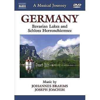 Brahms/Joachim - viagem Musical: Alemanha (importação EUA Bava [DVD]