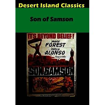 Son till Samson [DVD] USA import