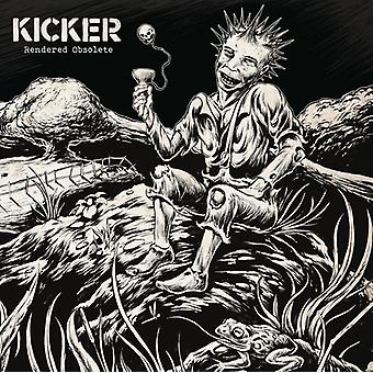 Kicker - Rendered Obsolete [Vinyl] USA import