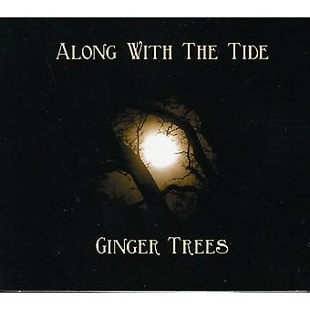 Ginger Trees - Along with the Tide [CD] USA import