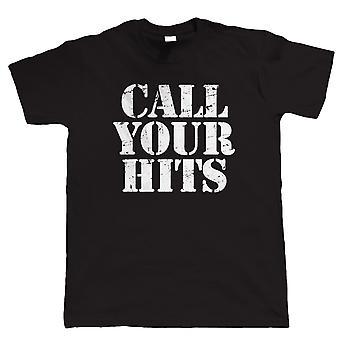 Rufen Sie Ihre Hits Airsoft T Shirt, Geschenk für Papa ihn Geburtstag