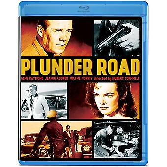 Plunder Road (1957) [BLU-RAY] USA import
