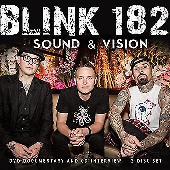 Blink 182 - Sound & Vision [CD] USA import