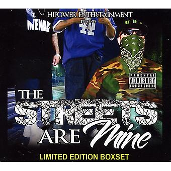 Hipower Entertainment Presents - Streets Are Mine [CD] USA import