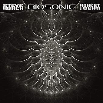 Steve Roach & Robert Logan - Biosonic [CD] USA import
