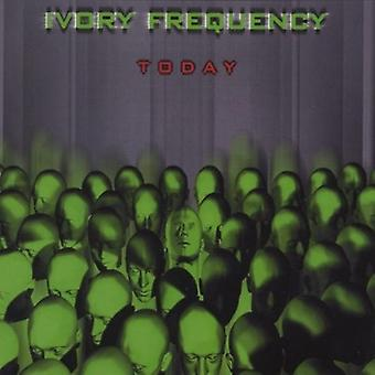 Ivory Frequency - Today [CD] USA import