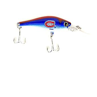 Montreal Canadiens NHL Minnow Fishing Lure