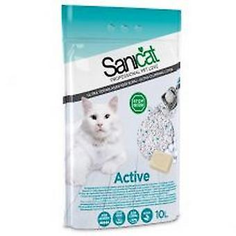Sanicat Clumping Active Cat Litter