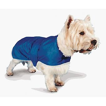 Pennine Waterproof Fur Lined Dog Coat