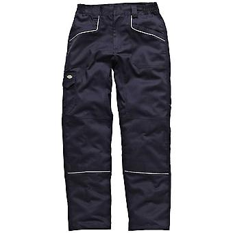 Dickies Mens industry 260 Workwear Trousers Navy Blue IN1001N