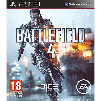 Battlefield 4 (PS3)-Limited Edition-fabriken förseglad